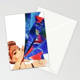 The Call Stationery Cards