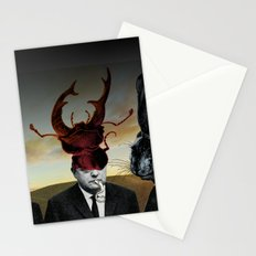 Die drei Minister Stationery Cards