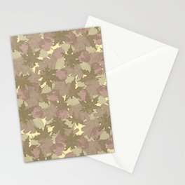 Soft Fall Stationery Cards