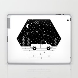 Happiness on a Dirt Road Laptop & iPad Skin