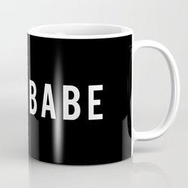 BOSS BABE Coffee Mug