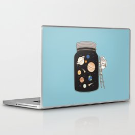 confined space Laptop & iPad Skin