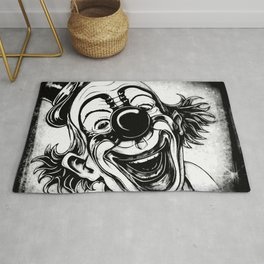 Clown Fright Rug