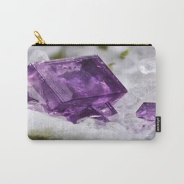 Amethyst Energy Carry-All Pouch