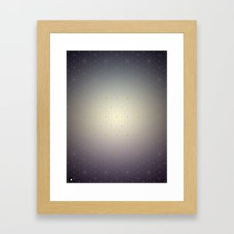 Inverting Space Framed Art Print
