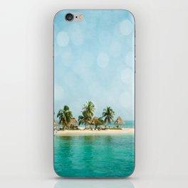 Rendezvous Caye iPhone Skin