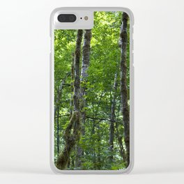 Skinny as a Stick Clear iPhone Case