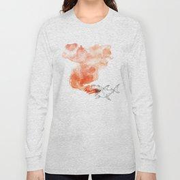 Shark Attack!  Long Sleeve T-shirt