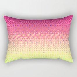 Pixel Pattern 5 Rectangular Pillow