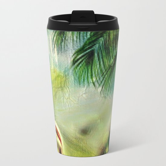 Undergrowth Metal Travel Mug