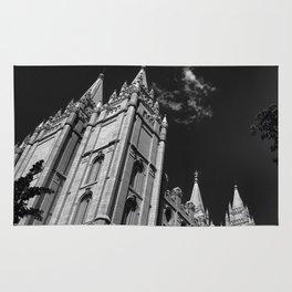 MormanTemple Rug