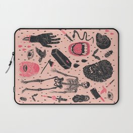 Whole Lotta Horror Laptop Sleeve