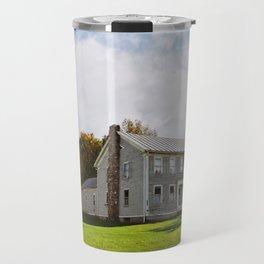 Stone House in Starksboro Travel Mug