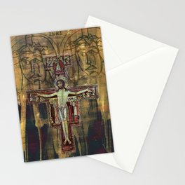 Crucifixion Stationery Cards