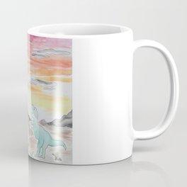 Dinosaurs' Downfall Coffee Mug