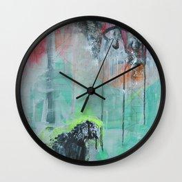 GIRLSFIGHT Wall Clock