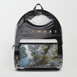 Typewriter dream Backpack