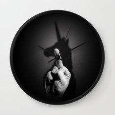 EFFUnicorn Wall Clock