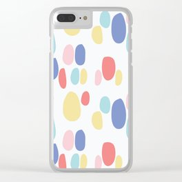 Pebbles Clear iPhone Case