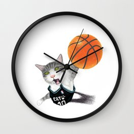 Shoot ! Wall Clock