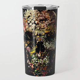 Smyrna Skull Travel Mug