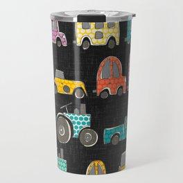 retro rides graphite Travel Mug