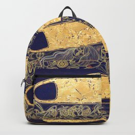 THE NATURE OF RELATIONSHIP. DIPTYCH Backpack
