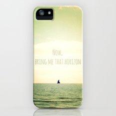 Now, bring me that horizon Slim Case iPhone (5, 5s)