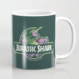 Jurassic Shark - Edestus shark Coffee Mug
