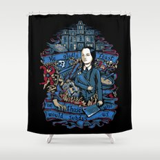 Wednesday Feast Shower Curtain