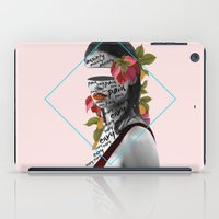 pain iPad Cases featuring Pain by Cristina Guerrero