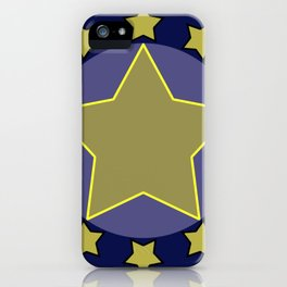hero shield iPhone Case
