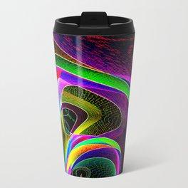 magneto-dynamic Travel Mug