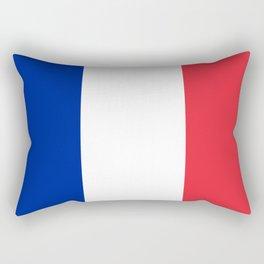 France Flag Rectangular Pillow