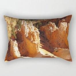 Hoodoos of Inspiration Point Rectangular Pillow