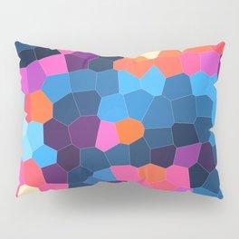 Geometric Brights Pillow Sham