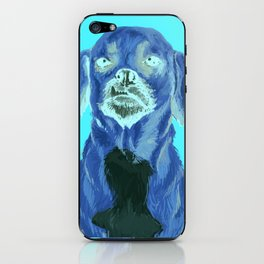 snaggle tooth iPhone Skin