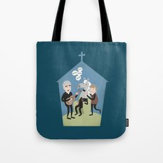 My lovely horse Tote Bag