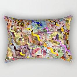 WHAT'S UP 05 Rectangular Pillow