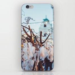 Dreamcatcher Love. iPhone Skin