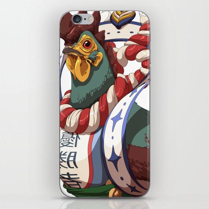 Chickemono iPhone Skin