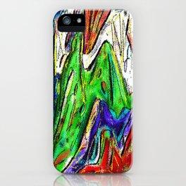 Misunderstood - Texture 7 iPhone Case