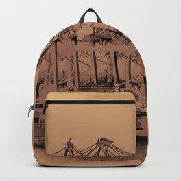 Harbor mood Backpack