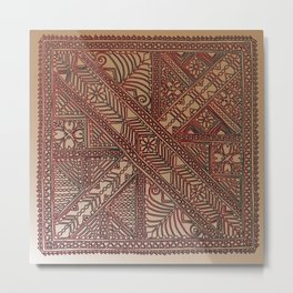 Trip to Morocco Metal Print