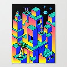 Utopia 6 Canvas Print