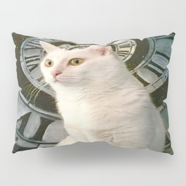 The mysterious kitty Tyche Pillow Sham