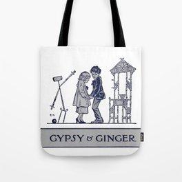 Gypsy & Ginger Tote Bag