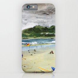 Byron by Syron iPhone Case