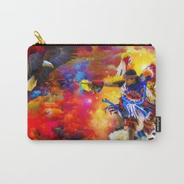 Dance with eagle Carry-All Pouch