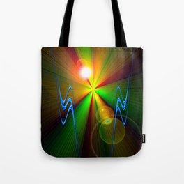 Light show 3 Tote Bag